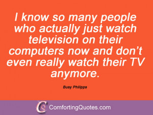 13 Quotes By Busy Philipps