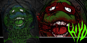 love Chelsea Grin and TMNT why not make a colab? haha this is what i ...