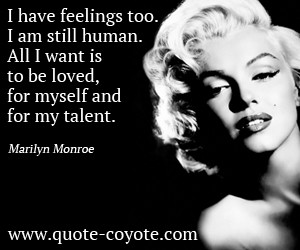 Miscellaneous ranting about an inspirational idol – Marilyn Monroe