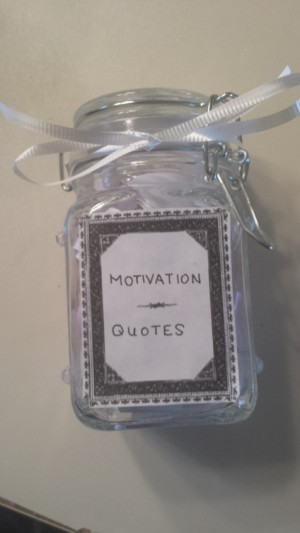 aftcra basketsandgifts motivational quote jar motivational quote jar