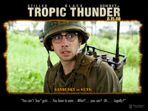 Tropic Thunder Tropic Thunder Wallpaper