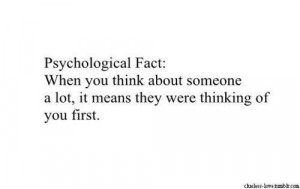 Psychology quotes about love psychological fact