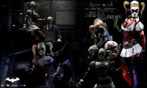 Harley Quinn Quotes Arkham Asylum Harley quinn: