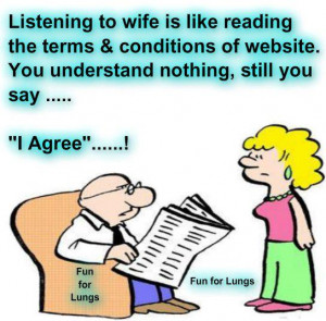 Funny Pics of the day , Funny Pictures, Laugh it out ,Marriage Humor ...