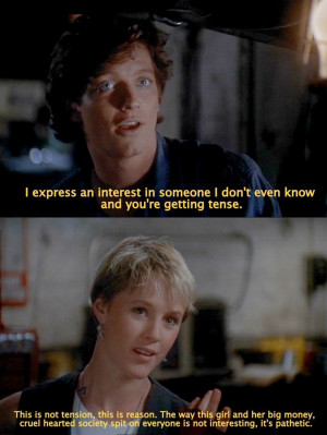 some kind of wonderful eric stoltz quotes - Google Search