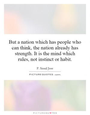 Sionil Jose Quotes F Sionil Jose Sayings F Sionil Jose Picture