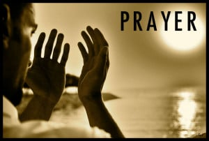 Please provide the name of the person or persons and the prayer ...