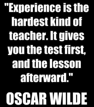 Bitter quotes, meaningful, deep, sayings, oscar wilde