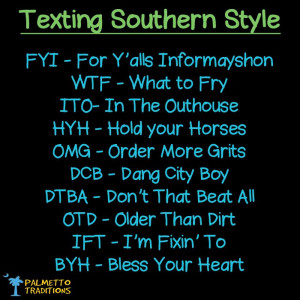 Funny Southern Sayings