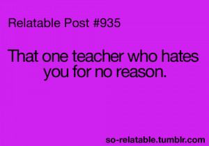 Funny True Story Teacher School Can Relate Relatable