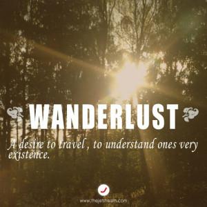 Wanderlust Quotes Wanderlust.