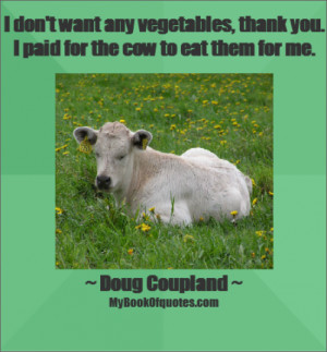 Cow Quotes