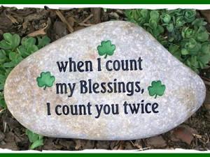 Irish Blessings Patrick Day