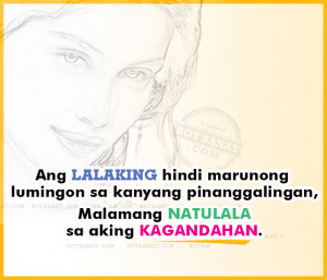 Pinoy Wagas na Banat and Tagalog Banat na Wagas