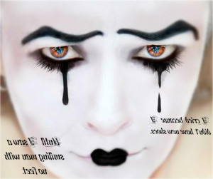 Mimic tears face quotes eyes sayings 3d and wallpaper