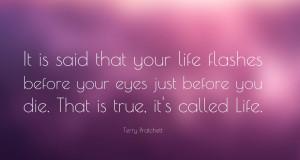Terry Pratchett in Quotes