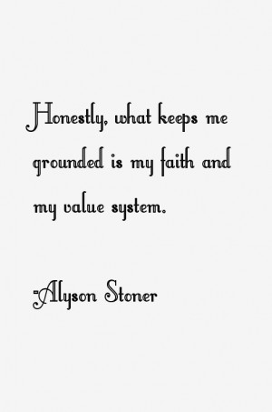 Alyson Stoner Quotes & Sayings