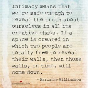 Intimacy Quotes