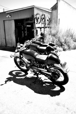 Honda Sayings http://www.returnofthecaferacers.com/2012/01/girl-with ...