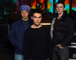 ... , Kelly Jones, centre, and Richard Jones, right, all grew up together