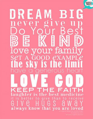 30 Dream Big Pictu r e Quotes helped inspire you to keep dreaming ...