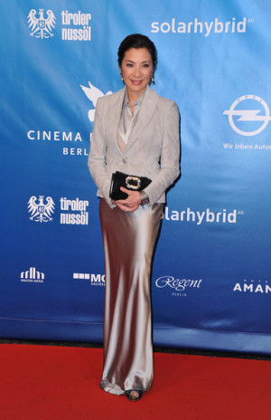 Michelle Yeoh Attends The