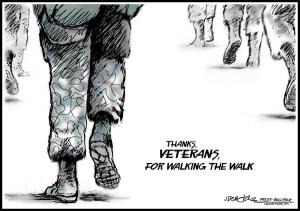 Happy Veterans Day! 11.11.11