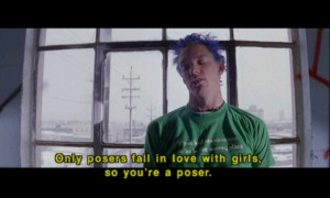 Best line from SLC Punk: Ass Movie, Bad Ass, Slc Punk, Movie Quotes