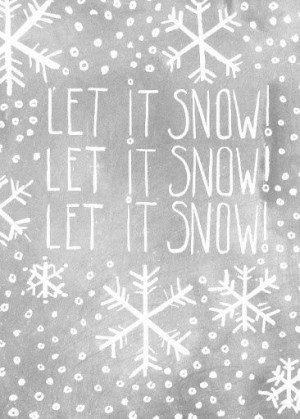 Snow quotes, best, meaningful, sayings, let it