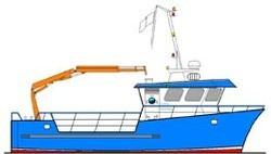 Catamaran Workboat