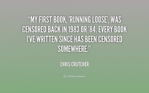 Powerful Quotes Chris Crutcher