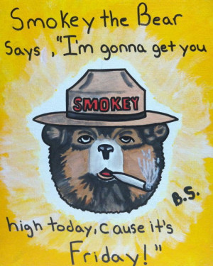 jokes that friday movie quotes smokey the page smoking and music and ...