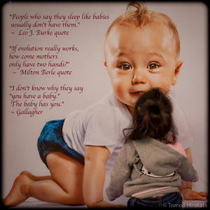 Baby Quotes by Tomoji-ized