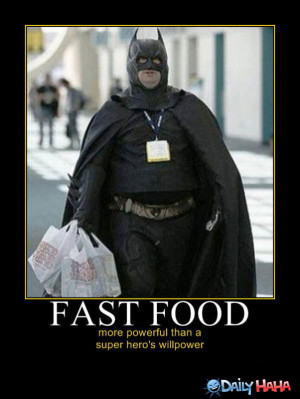 fast food powerful