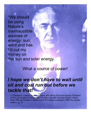 Thomas Edison Quote Slider...