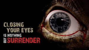 Horror Eyes Wallpaper 1600x900 Horror, Eyes, Quotes, Typography ...