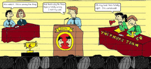 Give me a logical argument and information I didn't previously have ...