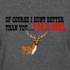 Deer Hunting Shirts For Girls