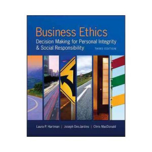 ethical decision making in business pdf