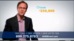 AIG Direct TV Spot, 'Quotes' - Screenshot 6