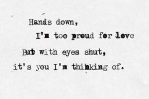 , little bit, lykke li, lyrics, quotation, quotations, quote, quotes ...