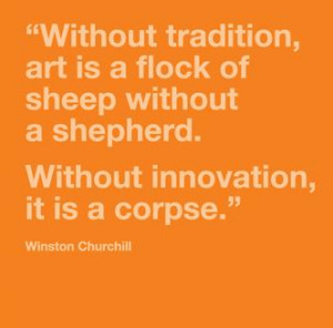 Great quote.. great color..