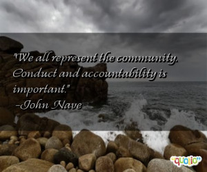 Accountability Quotes