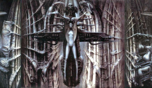 Necronomicon H. R. Giger