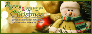 facebook timeline merry christmas wishes christmas gift fb cover xmas