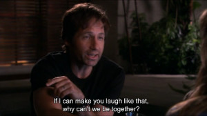 Hank Moody and Vincent Chase, Two Best Friends I Will Never Meet.