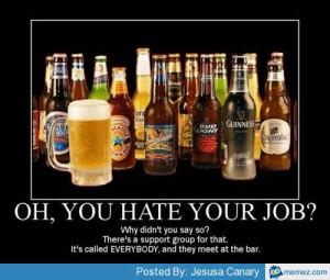 Hate Job Meme You hate your job