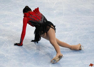 funny ice skating pictures