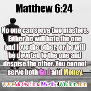 Bible Words Of Wisdom Quotes