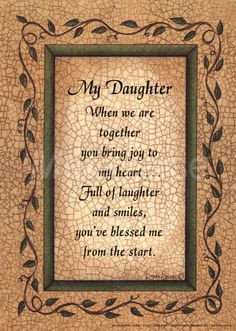 Kids Growing Up Quotes And Sayings Sayings about your daughter